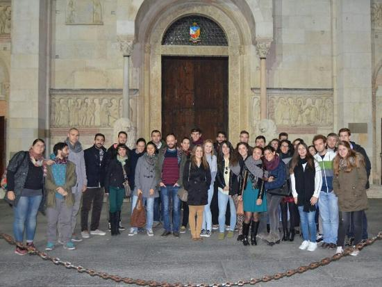 Free Walking Tour Modena