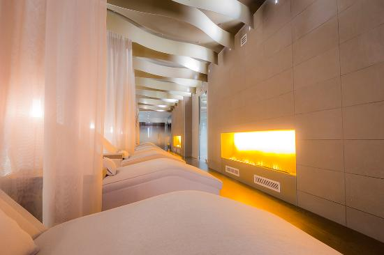 Montreal, Canada: Relaxation Room