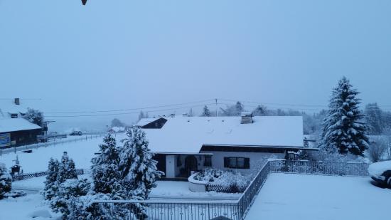 Ausblick Vom Balkon Ins Tal Bild Von Kur Und Wellnesshotel Waldruh