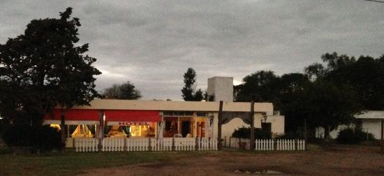 La Carlota, Argentina: Foto desde la Ruta