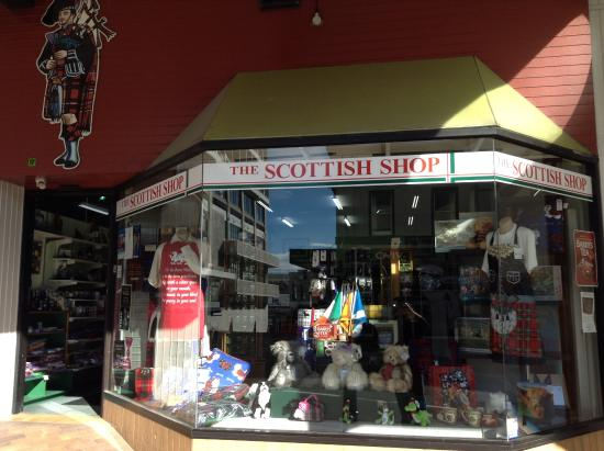 ‪The Scottish Shop‬
