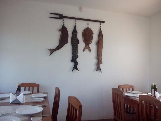 Restaurante Con Limon: ambientacion grata