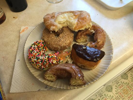 East Lyme, CT: A donut sampler