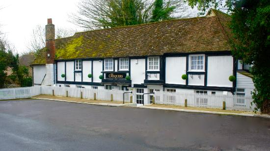 ‪The Chequers Darenth‬