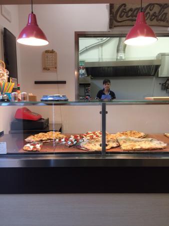 Pizza al taglio Trastevere