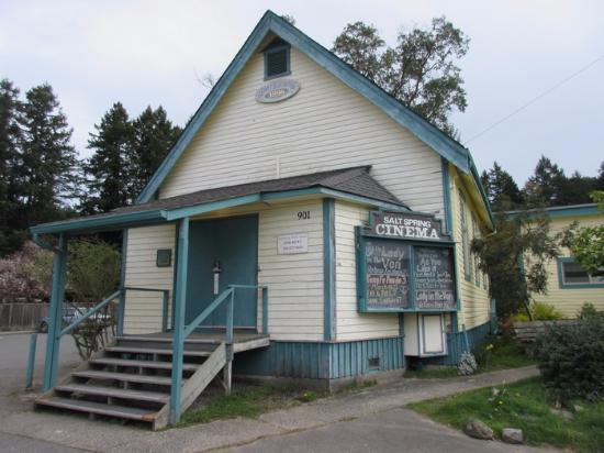 The Fritz Movie Theatre