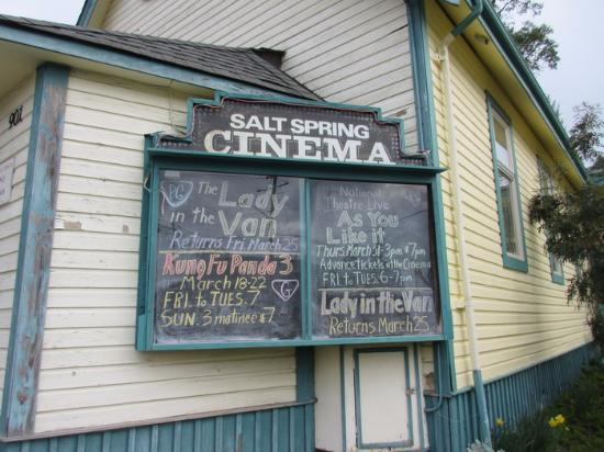 The Fritz Movie Theatre