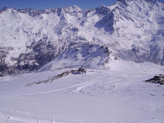 Heliskiing Aostatal
