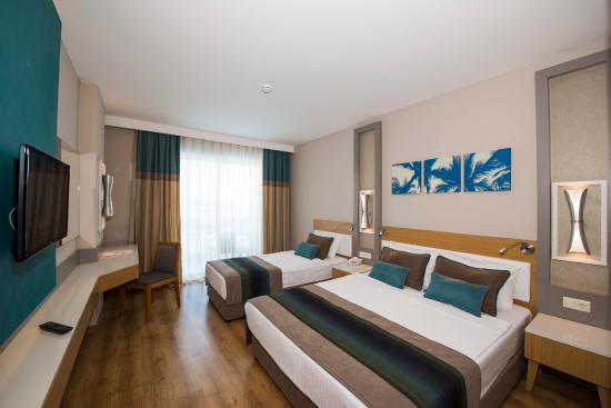 palm world side resort spa hotel turquie voir les. Black Bedroom Furniture Sets. Home Design Ideas