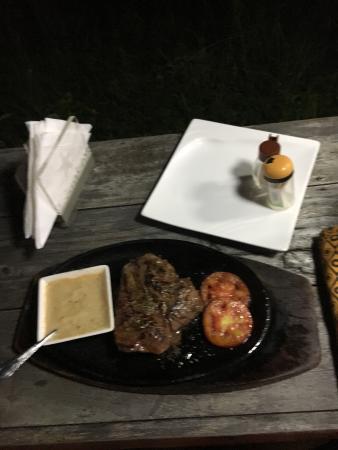 Belvedere Restaurant : Un dîner succulent