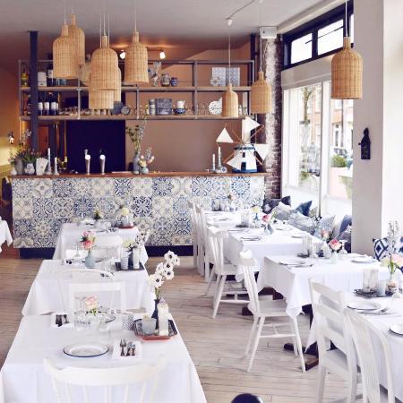Interieur - Picture of Restaurant Girassol, Amsterdam - TripAdvisor