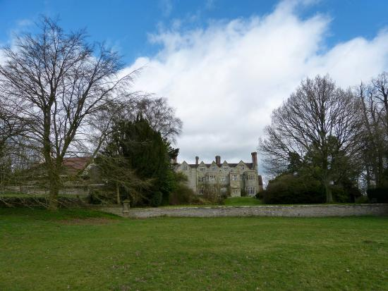 Broseley, UK: A View of the Hall