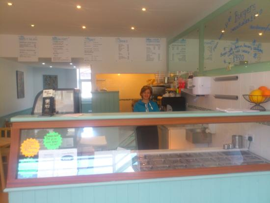 Rhondda Cynon Taf, UK: Fresh Salad Bar.