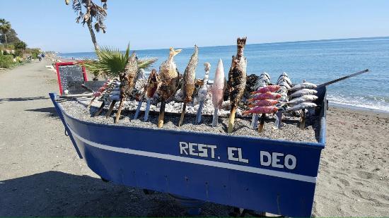 Restaurante El Deo