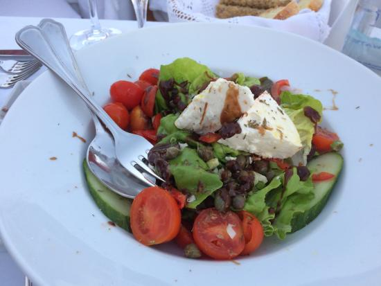 Dessert picture of ambrosia restaurant oia tripadvisor for Ambrosia mediterranean cuisine