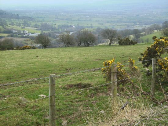 Offa's Dyke Path National Trail: More remnants