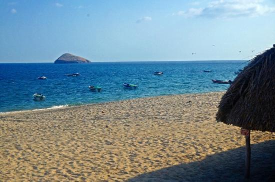 Go Anyplace Panama Santa Clara Beach Tour