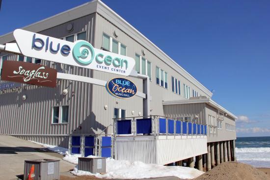 Seaglass Oceanfront Restaurant & Lounge : Exterior