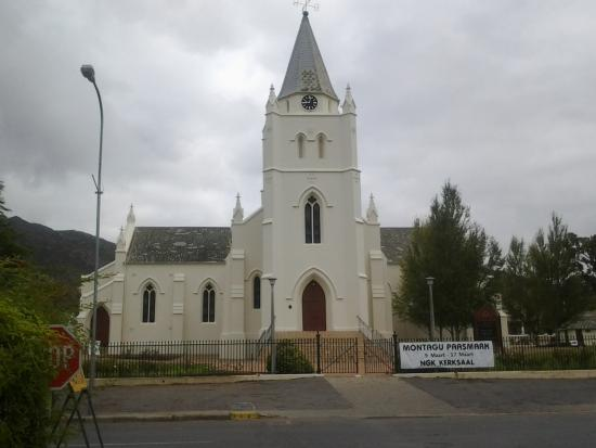 ‪Montagu NGK Dutch Reformed Church‬
