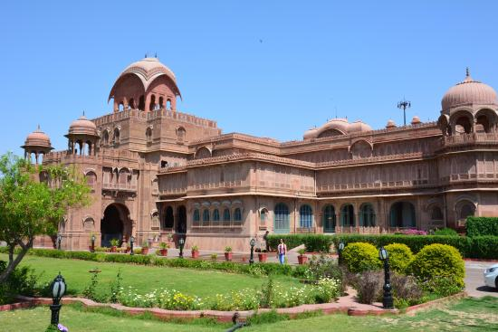 Lalgarh Palace and Museum