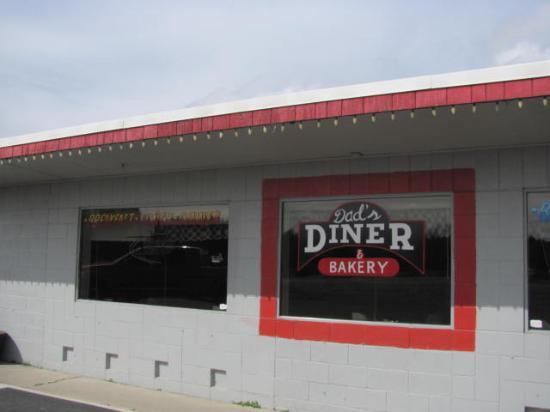 Potlatch, Айдахо: Dad's Diner