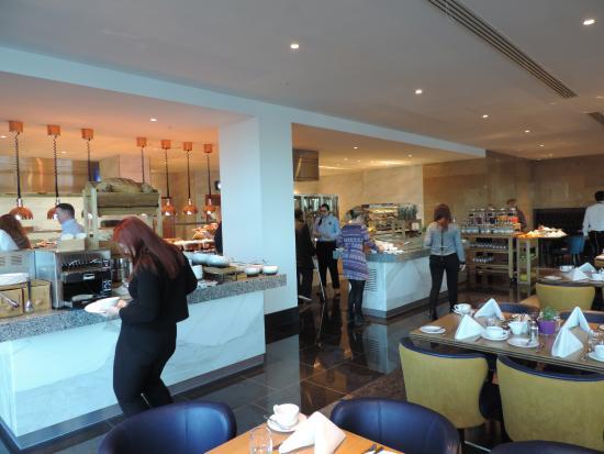 breakfast in the market brasserie picture of intercontinental rh tripadvisor ie