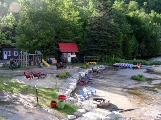 Auberge du Lac Morency Bild
