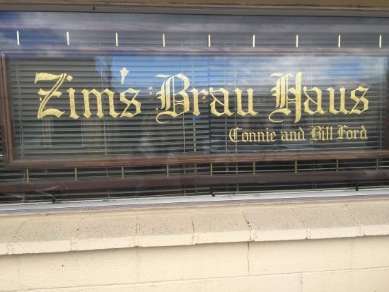 Zim's Brau Haus Restaurant & Sports Bar: photo0.jpg
