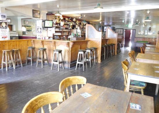 Ballybunion, Ireland: The Olde Attic Bar