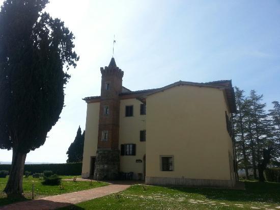 Montaperti, Italien: 20160327_114454_large.jpg