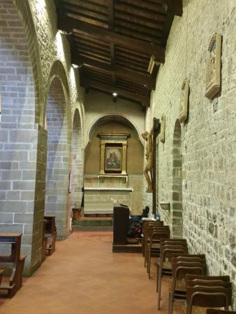 Chiesa Santa Maria a Sammontana