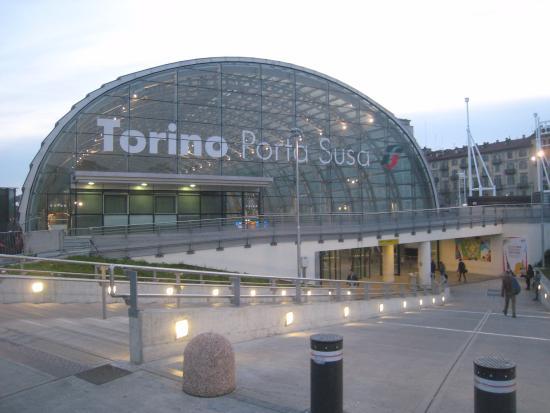 Face on picture of stazione alta velocita torino porta - Porta susa stazione ...
