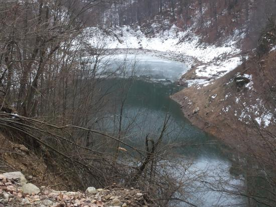 Southern Romania, Romania: Valea Bistritei