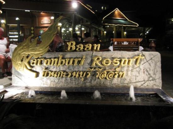 Baan Karonburi Resort-bild