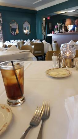 Colts Neck, NJ: Rum & Coke and shot of restaurant