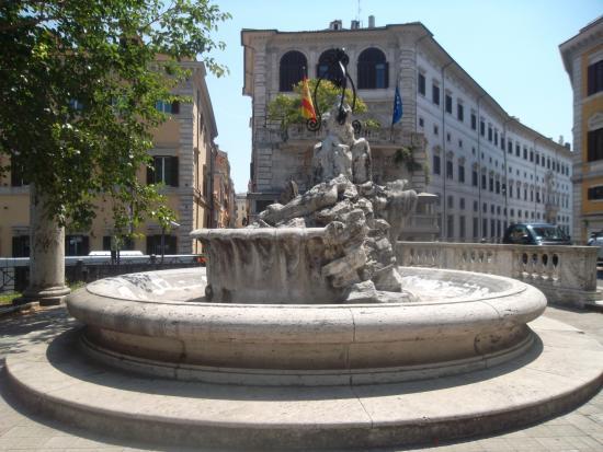 Piazza del Porto di Ripetta