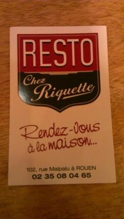 Chez Riquette