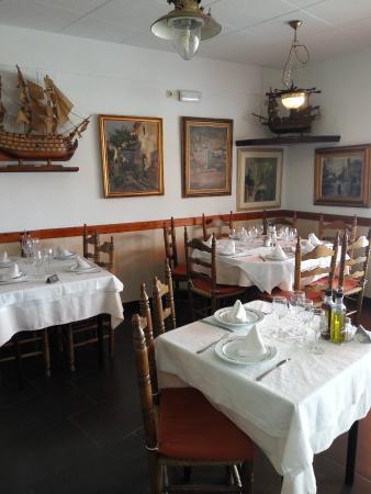 comedor - Bild von Restaurant Minerva, Tossa de Mar - TripAdvisor