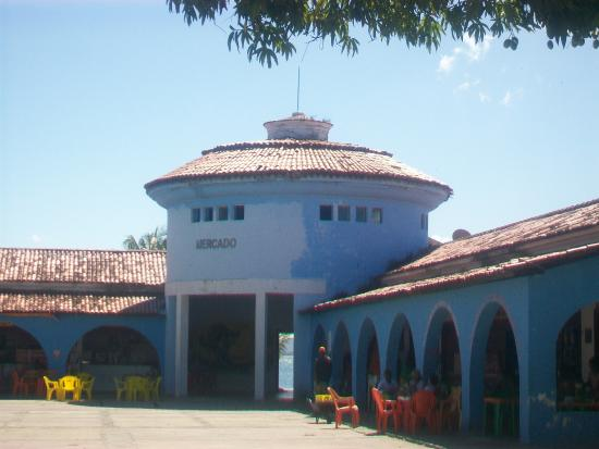 Mercado Municipal de Itaparica