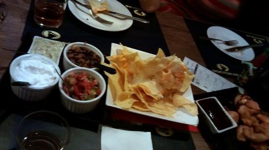 Guadalupe Comida Mexicana Franca
