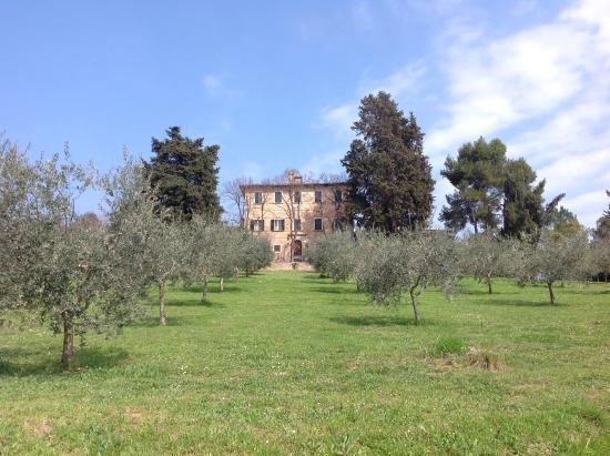 Villa dei Priori: Villa