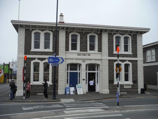 Port Chalmers Maritime Museum