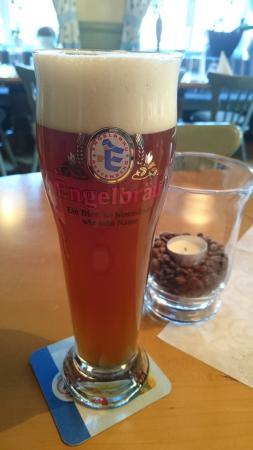 Brauereigasthof Engel: Weizen  3.10 Euro