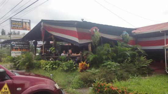 Restaurante Garra-Pata: Restaurante