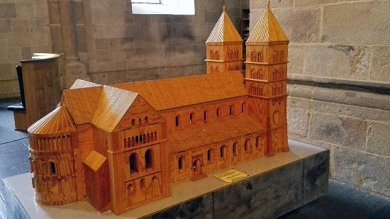 Miniature of the Cathedral of Lund