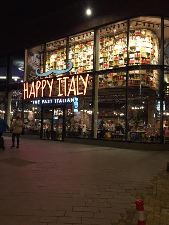 Happy Italy - Picture of Happy Italy, Arnhem - TripAdvisor