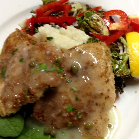 Paonia, Colorado: Chicken Piccata