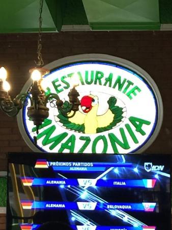 Restaurante Amazonia