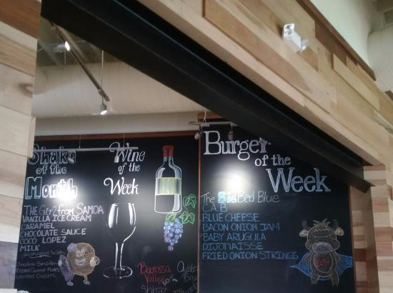 Weekly and monthly specials at Zinburger Morris Plains, NJ