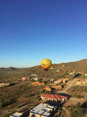 what a way to view the valley of the sun and sonoran desert rh tripadvisor com